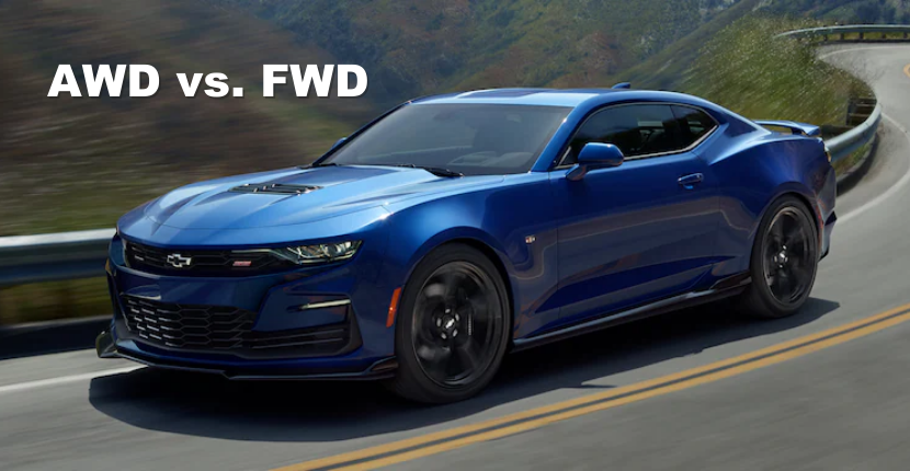 AWD vs. FWD: What's the Difference?