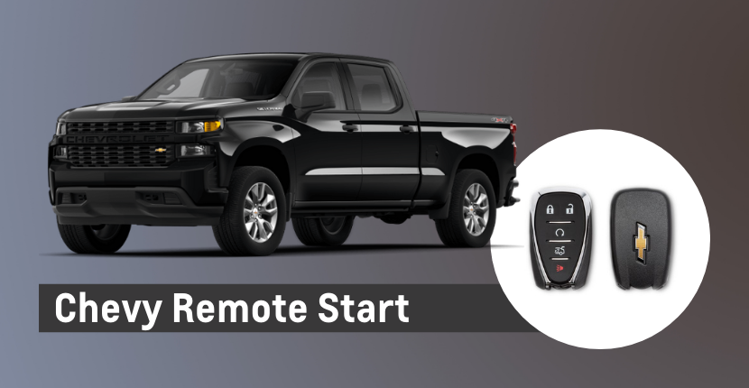 Could Your Chevy Have Remote Start That You Didn't Know About?