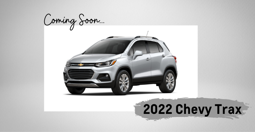 What's in Store for the 2022 Chevy Trax?