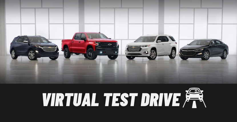 What Is a Virtual Test Drive?