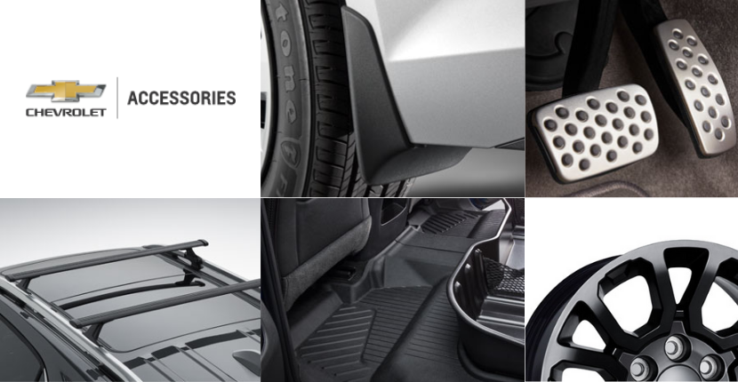Have You Checked Out Apple Chevrolet's Accessories?