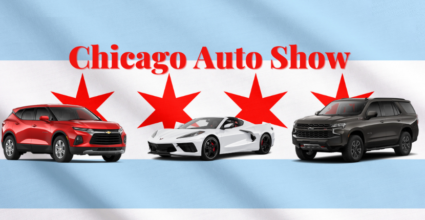 All About the Chicago Auto Show!